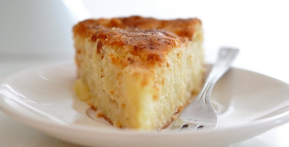 Curd Pudding