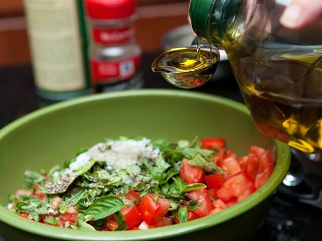 Bruschetta with Tomatoes Photo 6