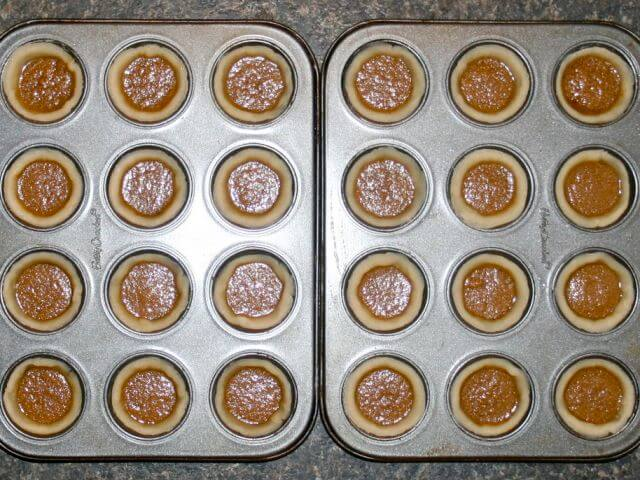 Mini Tarts with Maple Butter Photo 6