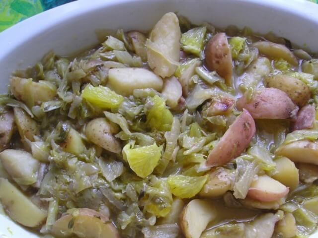 New Potatoes Stewed in a Crock Pot Photo 7