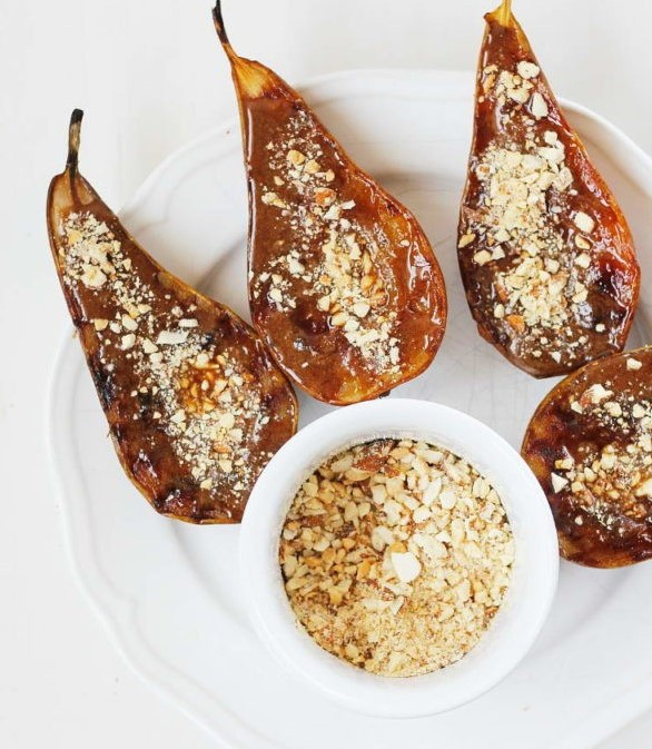 Grilled Honey Pears Photo 5