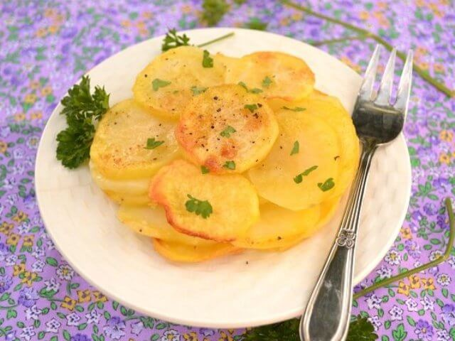 Pommes Anna (Anna Potatoes)