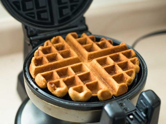 Gingerbread Waffles Photo 5