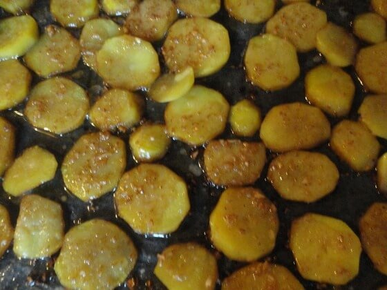 Potatoes with Soy Sauce Photo 10