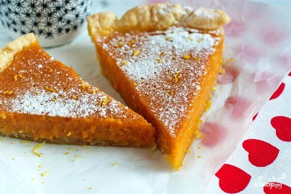 Easy and Tasty Pumpkin Pie