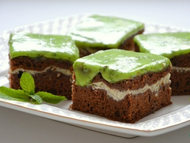 Mint Brownies Photo 1