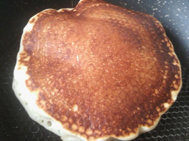 Eggless Pancakes Photo 5