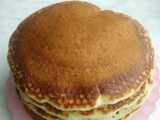 Eggless Pancakes Photo 1