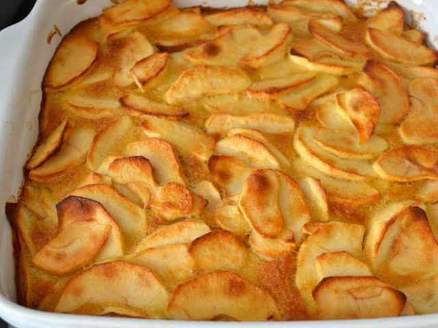 French Apple Pie Photo 1