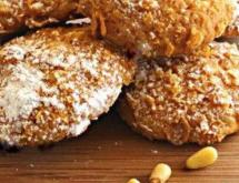 Cookies with Pine Nut