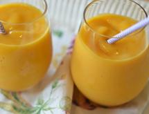 Peach Mango Smoothies