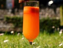 Easter Cocktail - The Fizzy Bunny