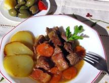 Beef Stew in the Red Wine