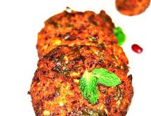 red kidney beans vada