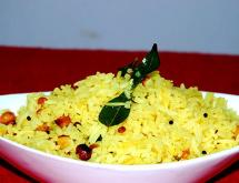 simple lemon rice