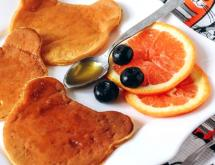 Carrot Pancakes for Kids