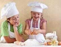 how to develop cookery skills in children