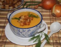 French Pumpkin Soup