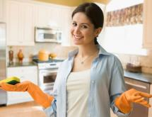 effective ways to clean your kitchen