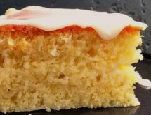 Lemon Cake in a Slow Cooker