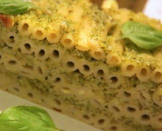 Macaroni and Broccoli Pate
