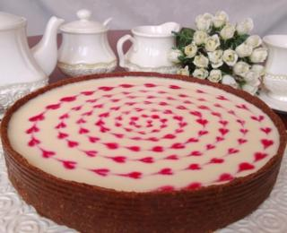 cheesecake with marshmallow cream without baking