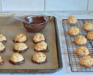 Step 10 - Coconut Macaroons