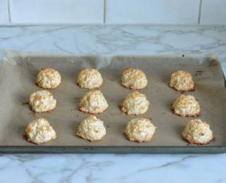 Step 8 - Coconut Macaroons