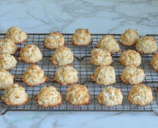 Step 9 - Coconut Macaroons