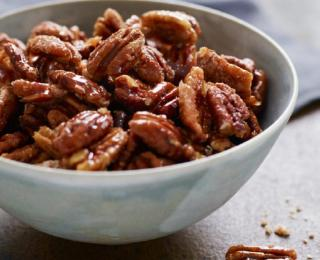 Step 6 - Sweet, Spicy, Salty Candied Pecans