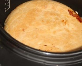 сhicken pot pie in a slow cooker