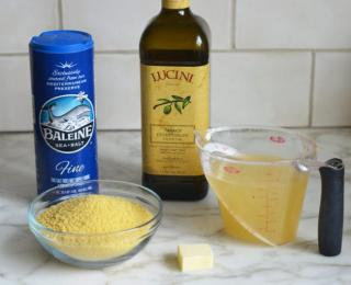 Step 1 - Perfect Couscous