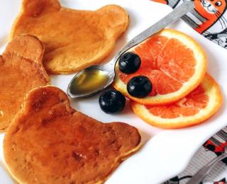 step 6 Healthy Carrot Pancakes for Kids