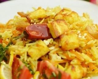 Basmati Rice Pillaf