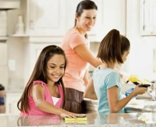 family house cleaning rules and responsibilities