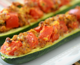 Stuffed Marrows