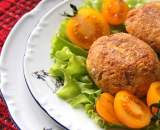 Vegetarian Carrot and Chickpea Cutlets recipes