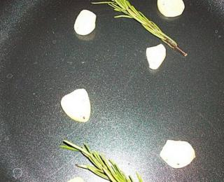 chicken fillet with rosemary
