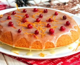 Orange Cake in a Slow Cooker 7