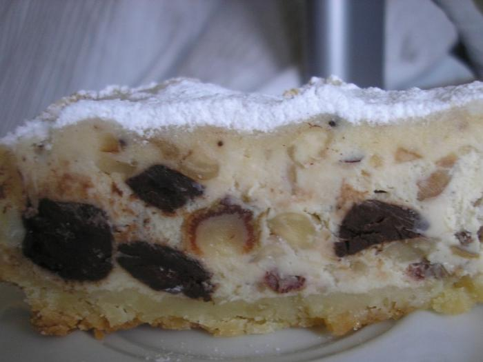 Sicilian Cheesecake with Amaretto