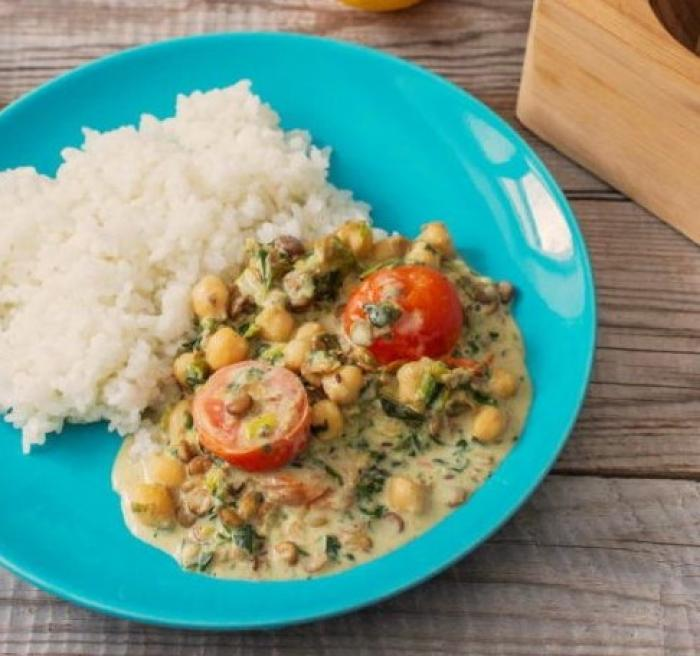 Healthy Indian Recipe - Lentil Dal