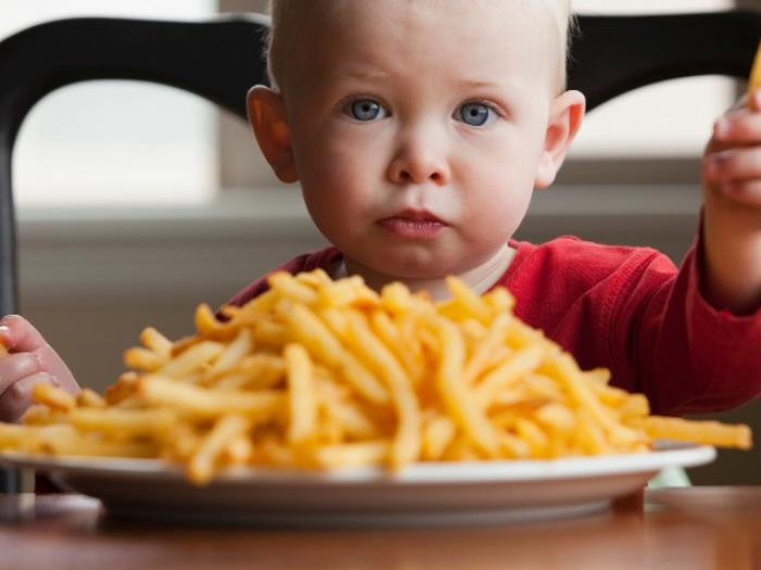 Fast Food and Children:  Does It Make Any Sense?
