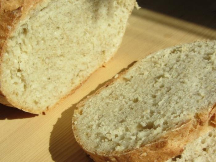Finnish Oatmeal Bread